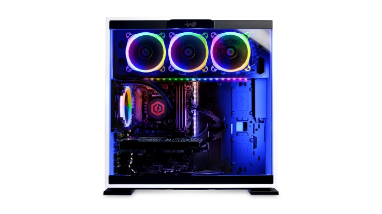 9464c2aa6f8 Buy CyberPowerPC Gamer Supreme Liquid Cool SLC3400MST Gaming Desktop ...