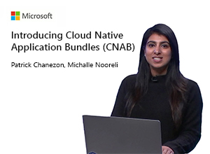 Image thumbnail for Introducing Cloud Native Application Bundles (CNAB) video