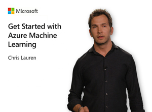 Image thumbnail for Get Started with Azure Machine Learning video