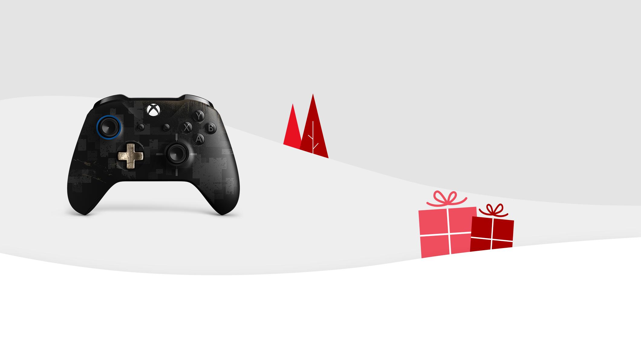 A PUBG Xbox One Controller