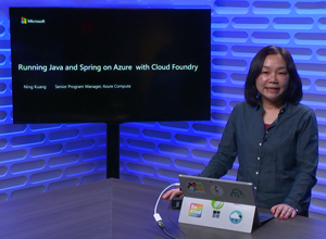 Image thumbnail for Running Java and Spring on Azure with Cloud Foundry video