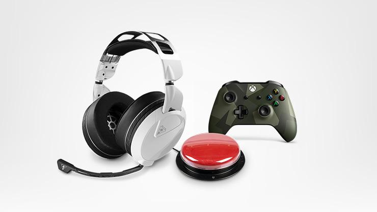 Příslušenství pro Xbox