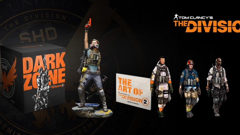 the division 2 all editions