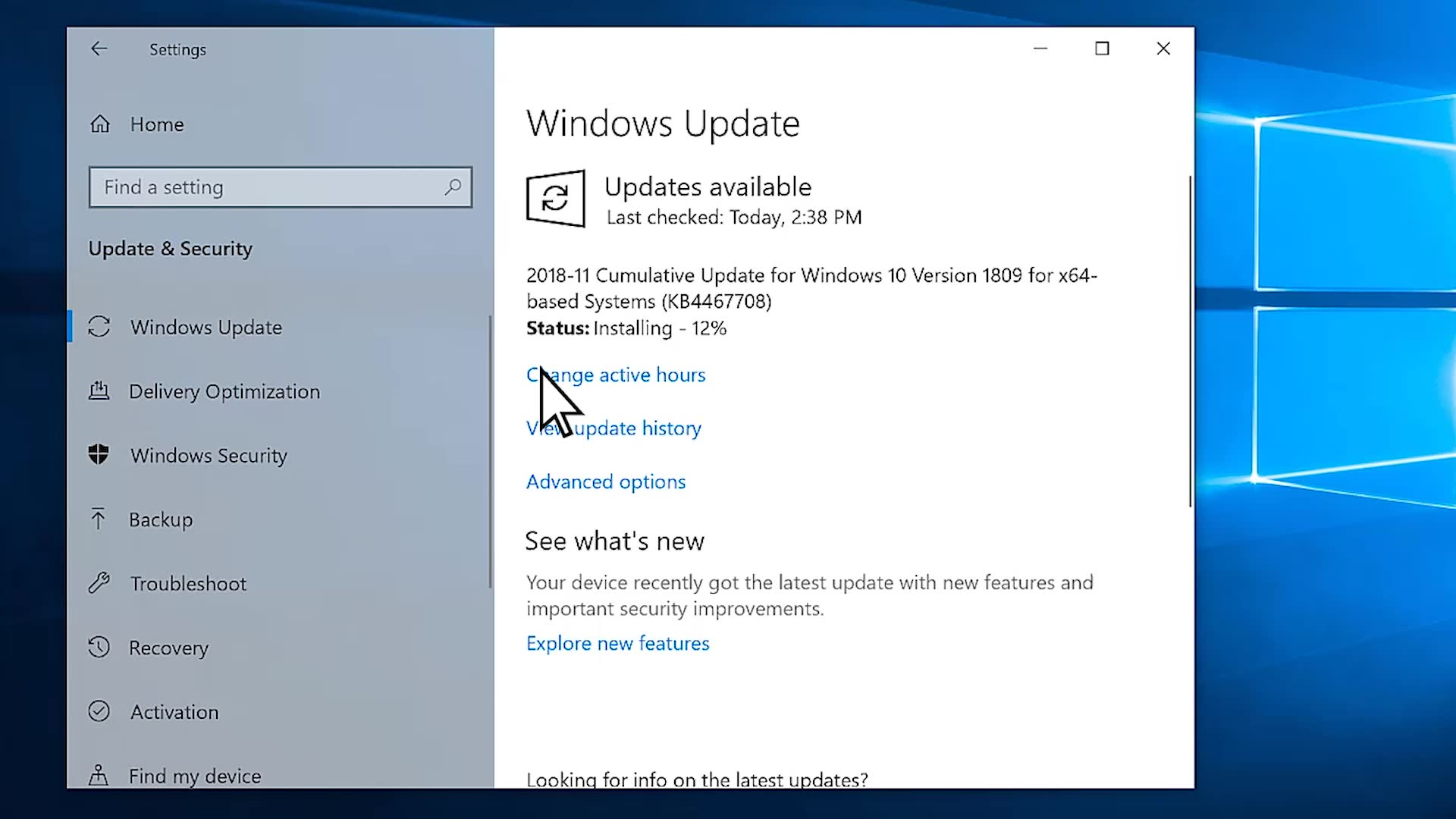 how to turn off automatic updates windows 8.1 rt