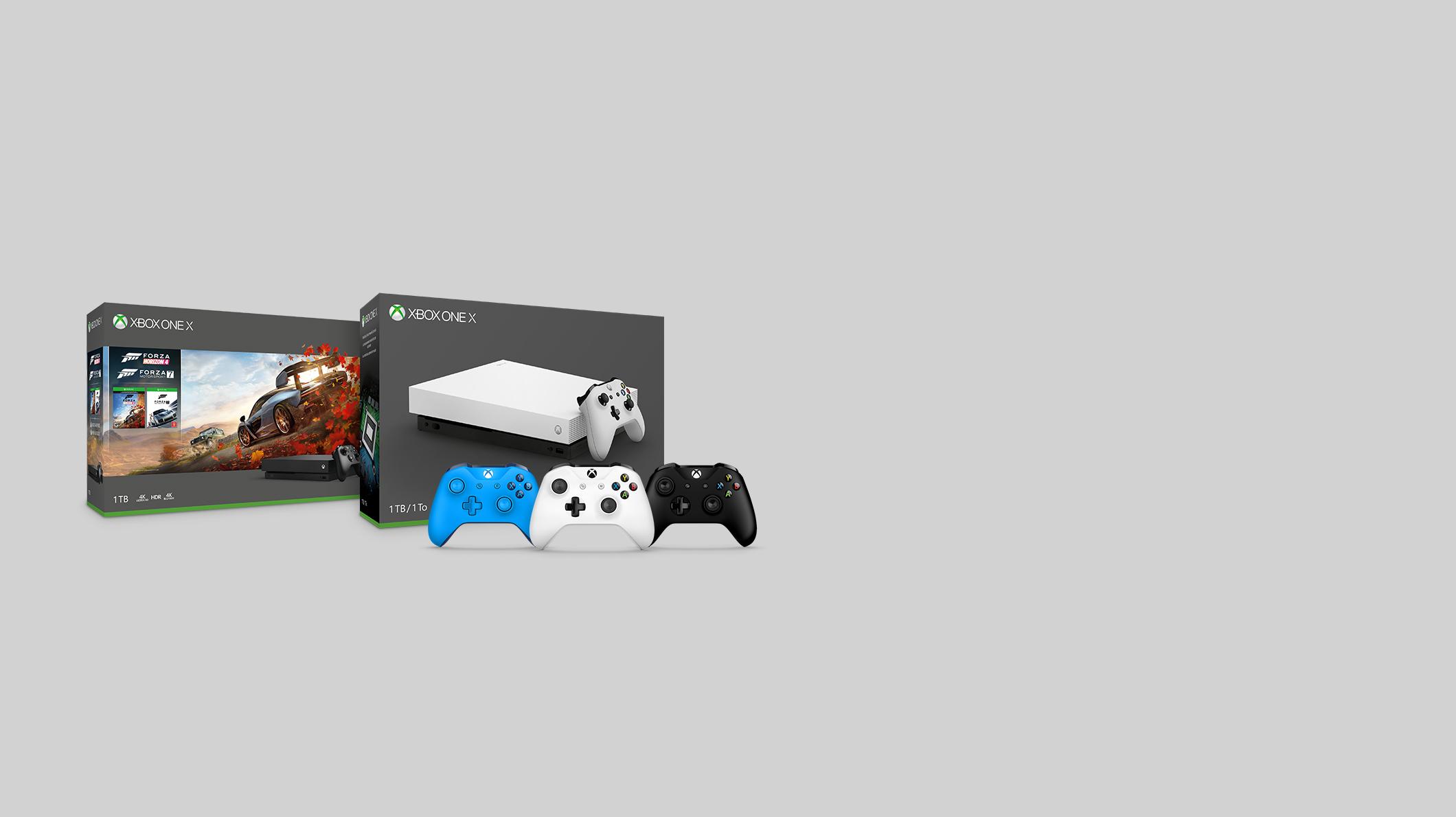 Xbox One X 最大 6,415 円 OFF キャンペーン実施中