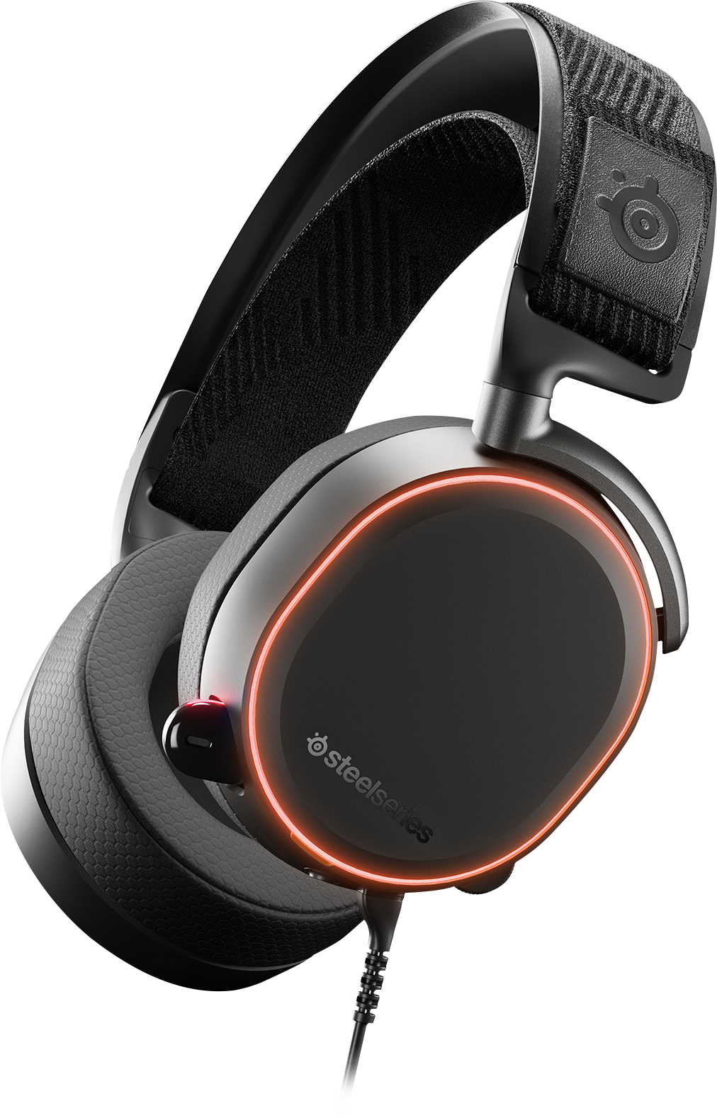 Main view of Steel Series Arctic Pro PC Gaming Headset
