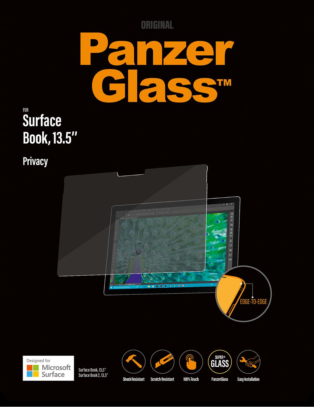 PanzerGlass Surface Book (13.5 インチ) プライバシー スクリーン プロテクター(PanzerGlass)格安通販まとめ