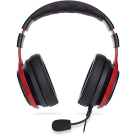 Front view of the LucidSound LS25 - eSports Gaming Headset