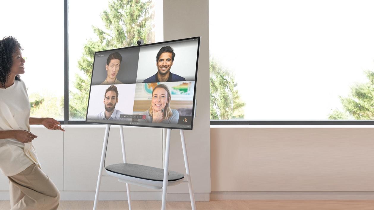 Ready for tomorrow: Surface Hub 2S -