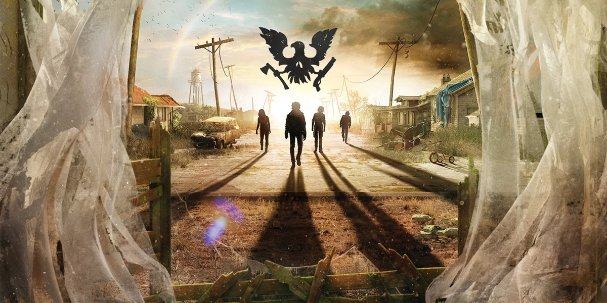 State of Decay 2 scene for Xbox Gear Store