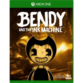 Cover of Bendy & The Ink Machine for Xbox One