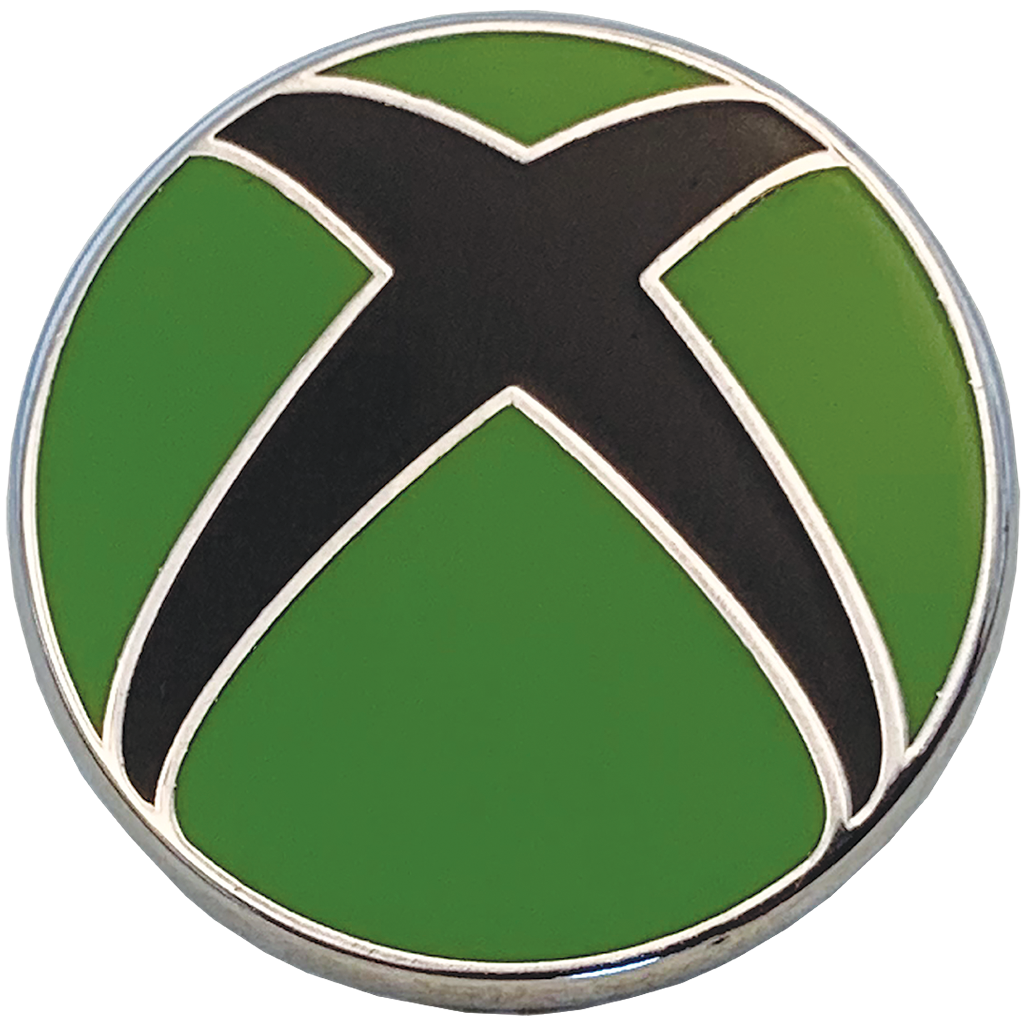 Xbox Green Sphere Pin for Xbox Gear Store