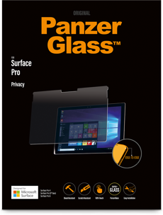 PanzerGlass Surface Pro Screen Protector - Privacy