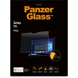 Surface Pro 4、5、6 用 Panzer Glass の正面図