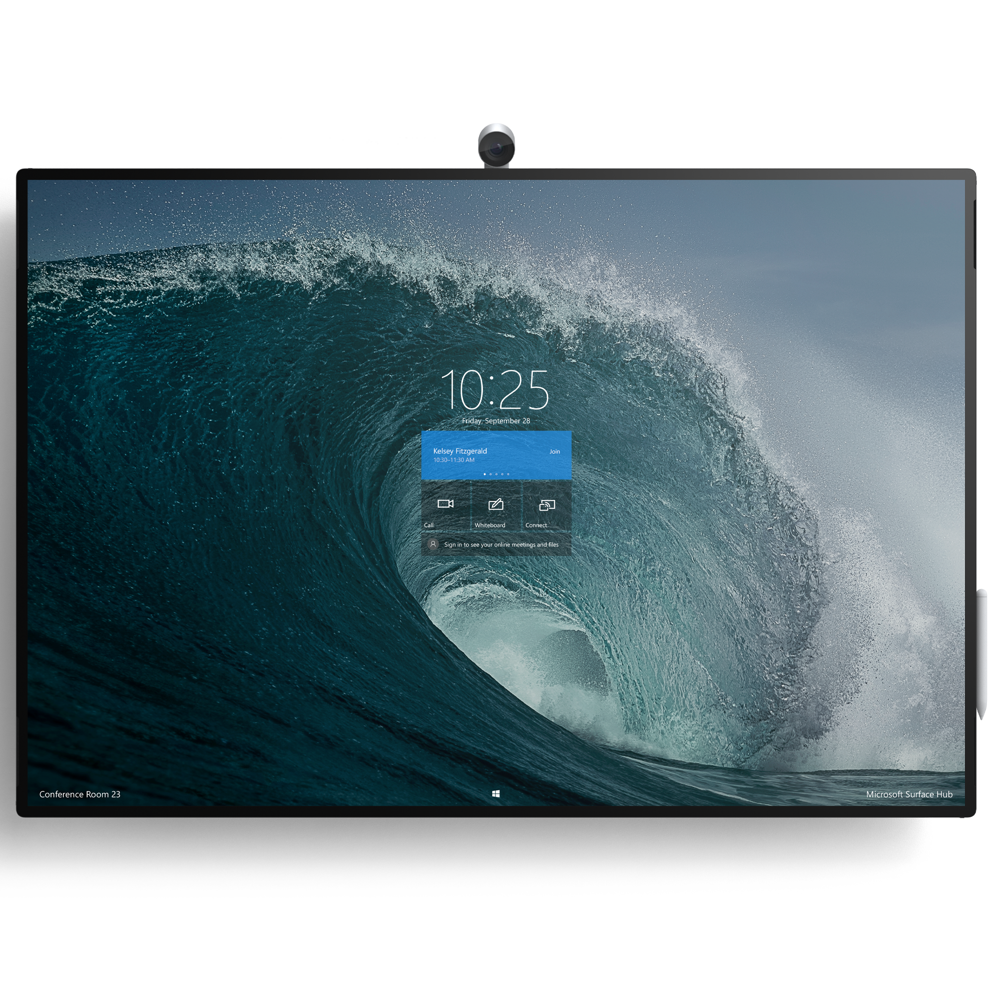 Image of Surface Hub 2S 50-inch