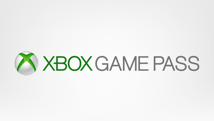 Xbox Game Pass with spring illustrations