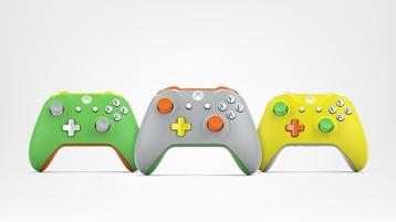 Manettes personnalisées Xbox Design Lab