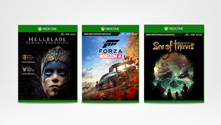 Xbox spill