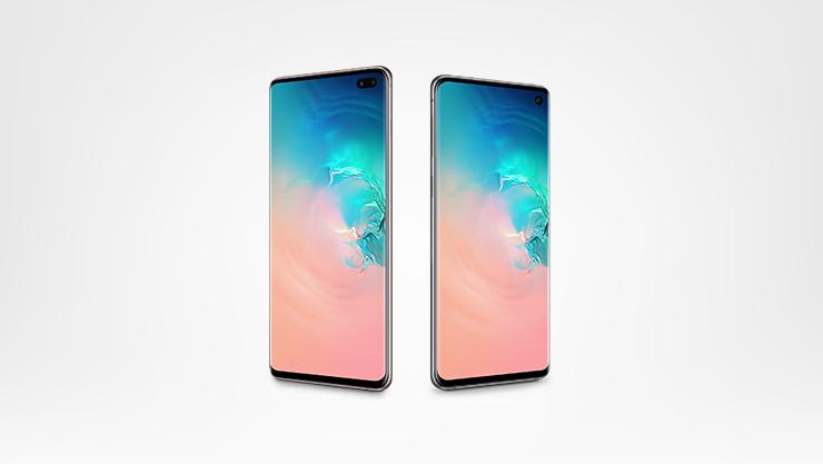 Samsung phone S10, S10+