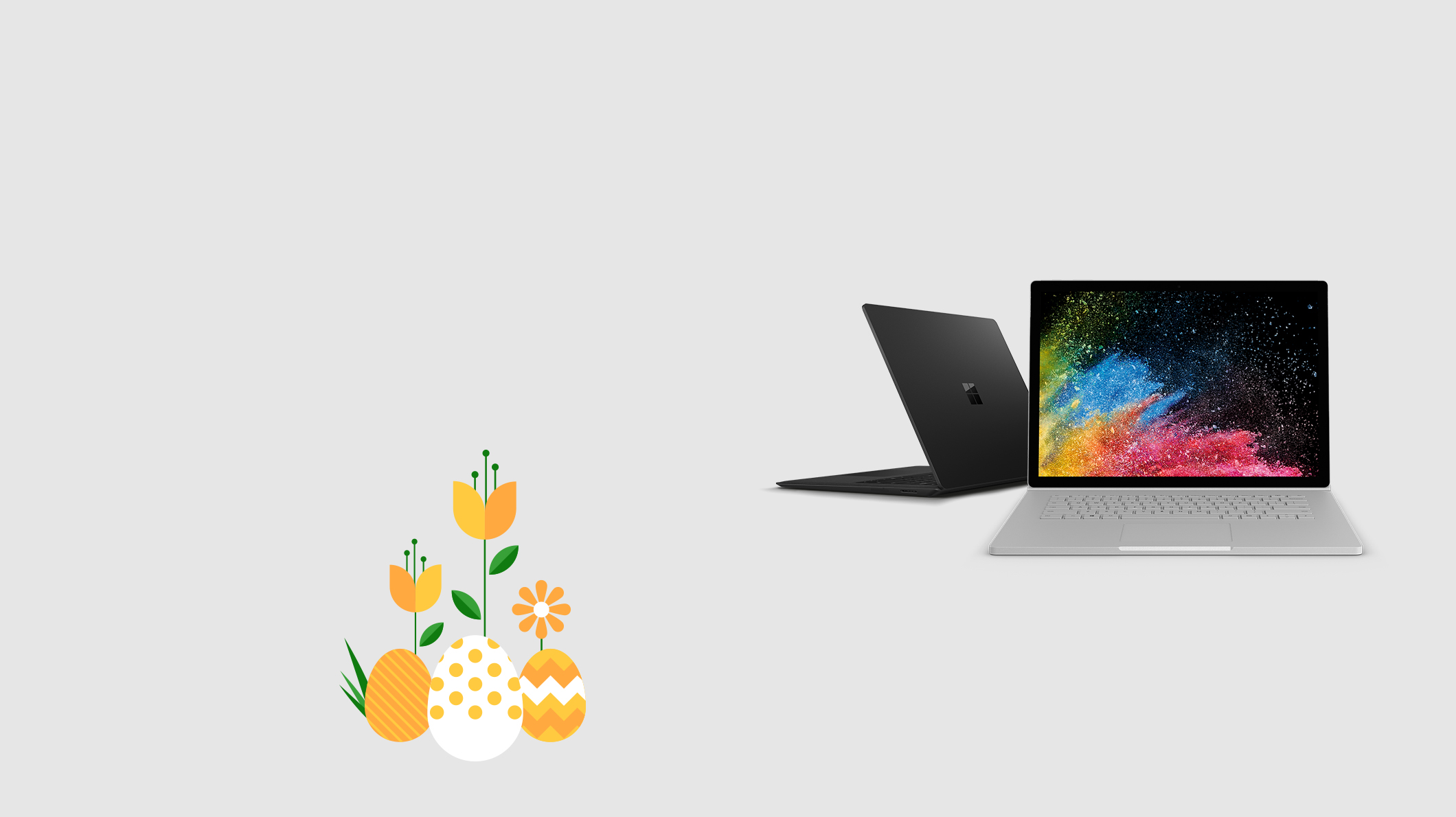Surface Book 2, Surface Laptop 2