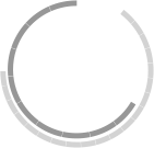 Three curved concentric lines forming a circular pattern