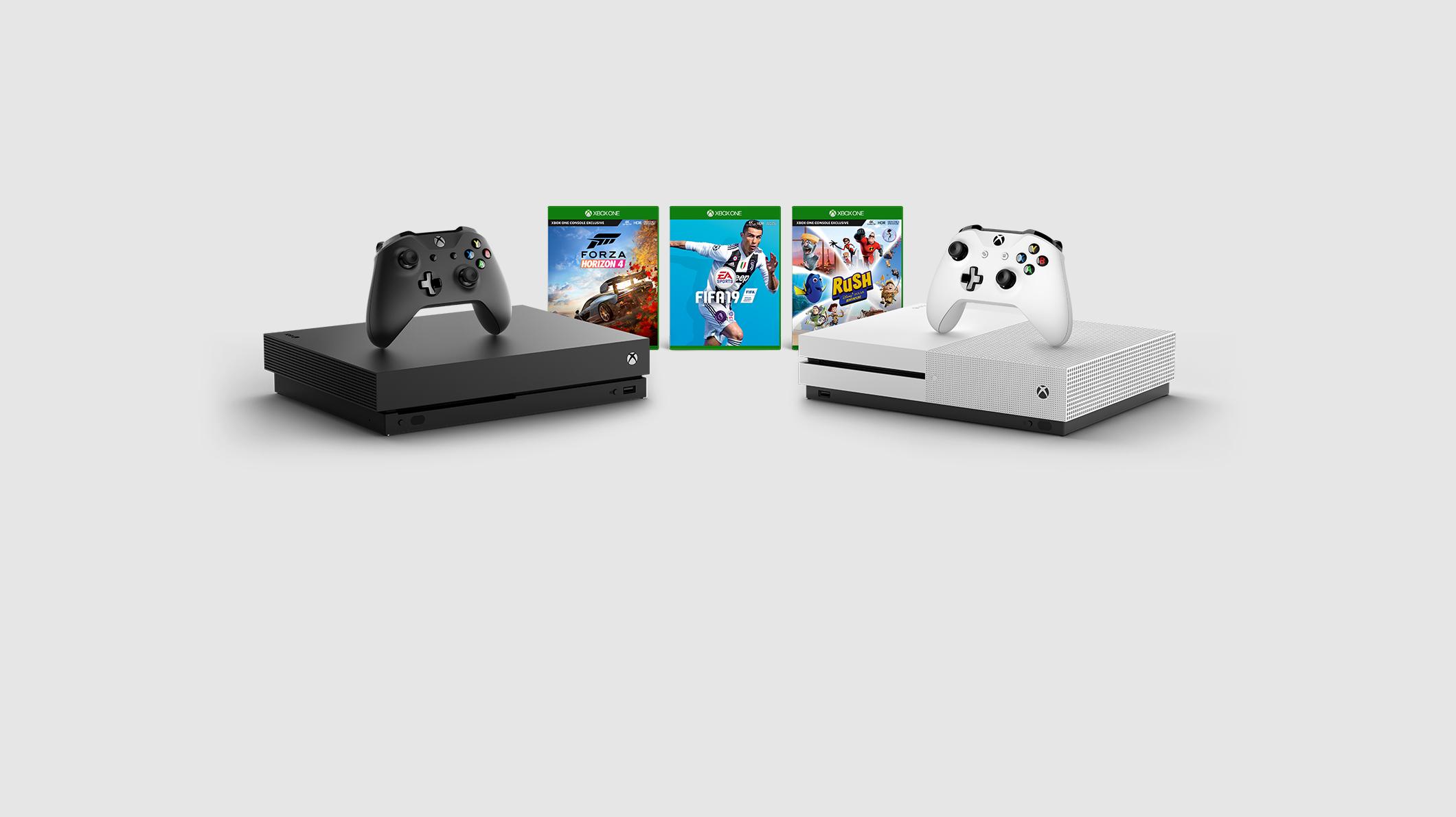 Konsole Xbox One