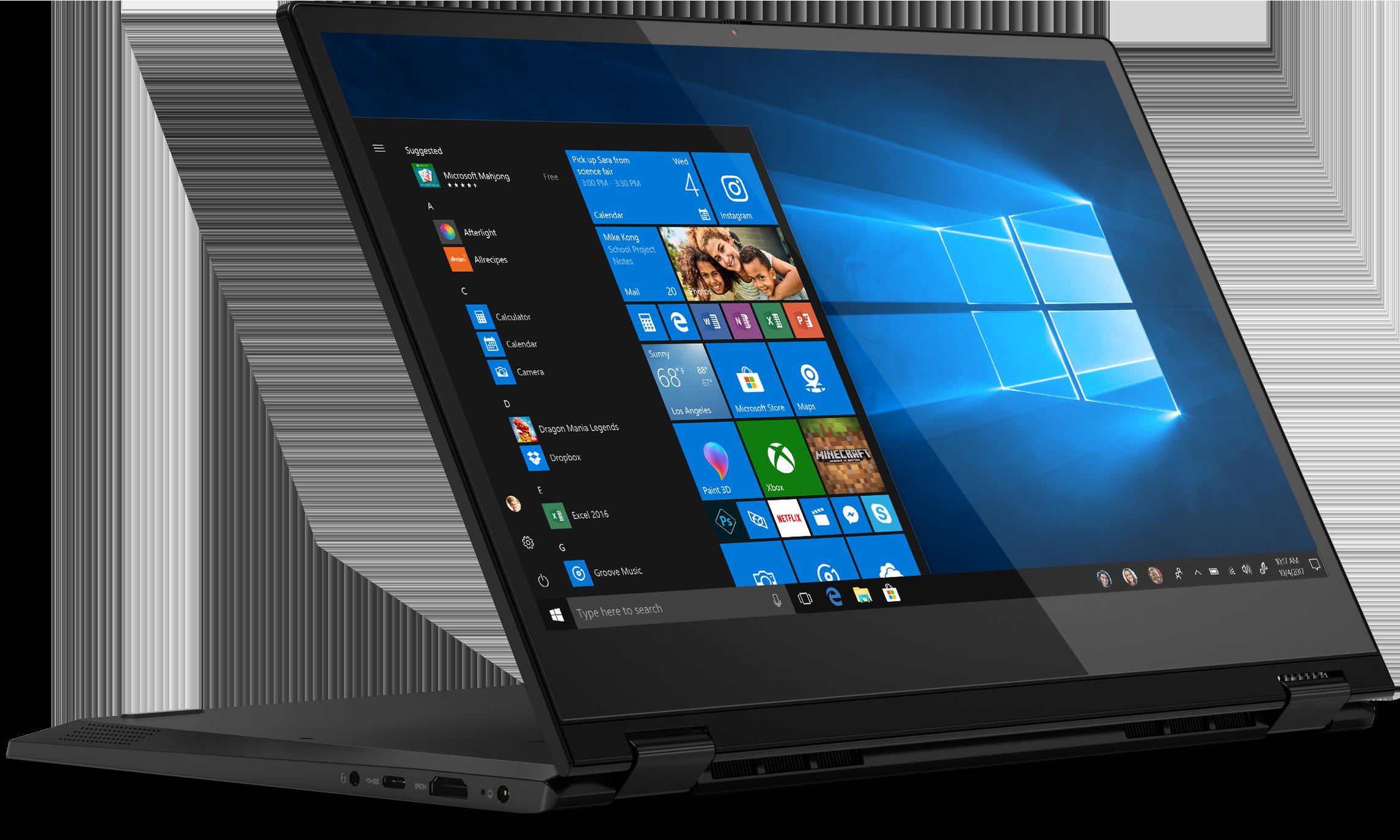 2ef0abef9d9e Buy Lenovo Flex 14 81SQ0000US 2-in-1 PC - Microsoft Store en-CA