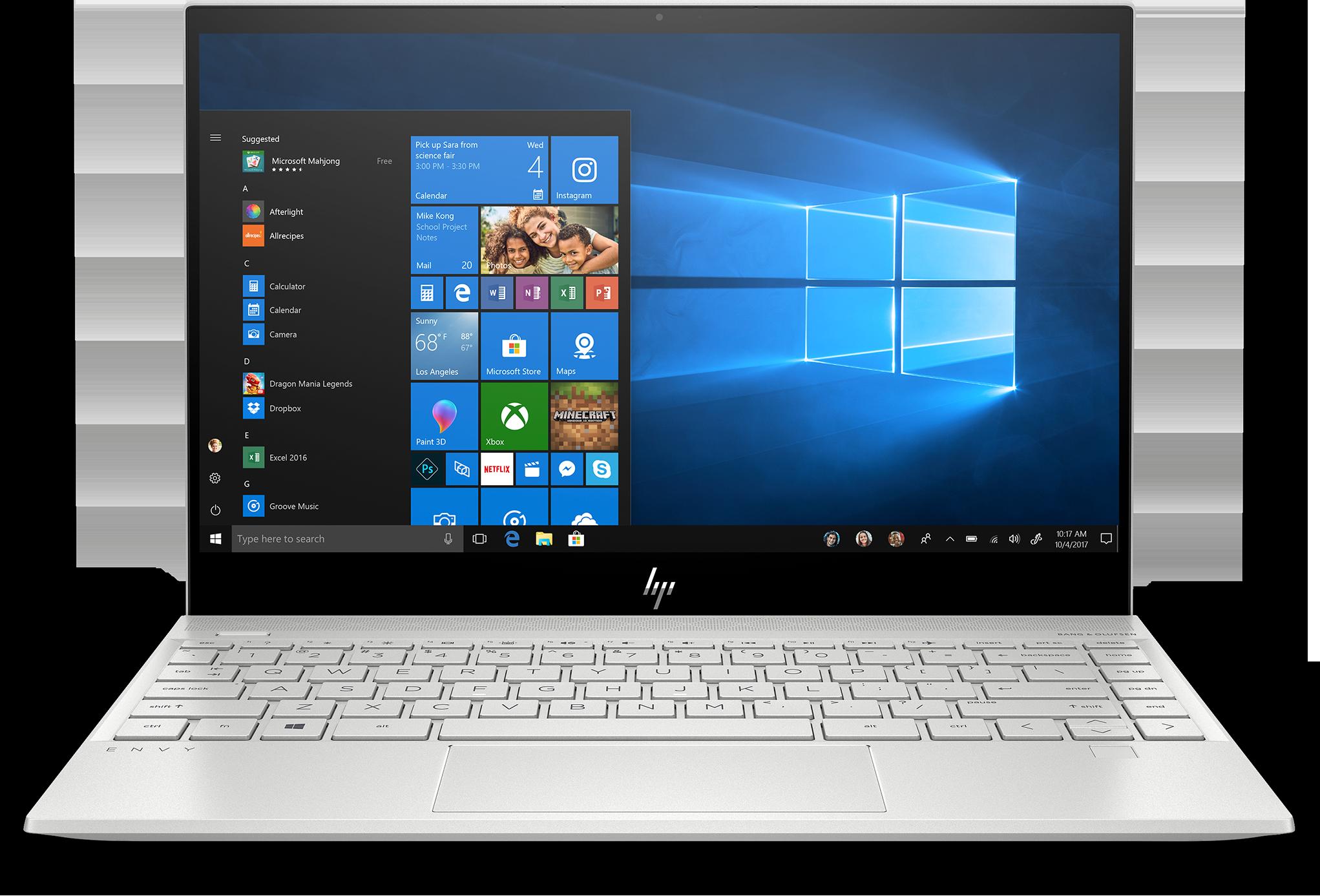 HP ENVY 13-aq0051ms Laptop