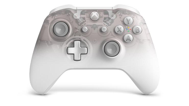 Xbox Wireless Controller Phantom White Special Edition Xbox