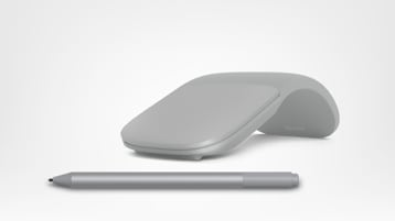 Surface Arc Mouse and Surface Pen