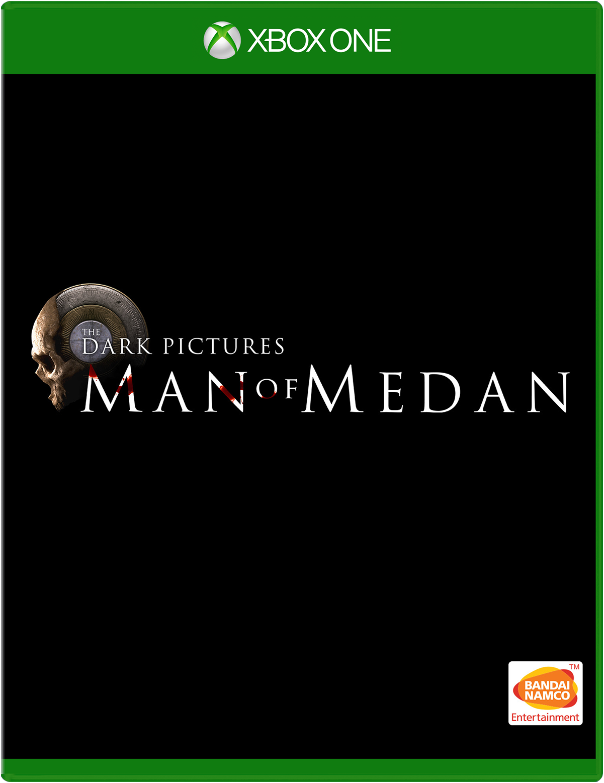Cover of The Dark Pictures - Man of Medan for Xbox One