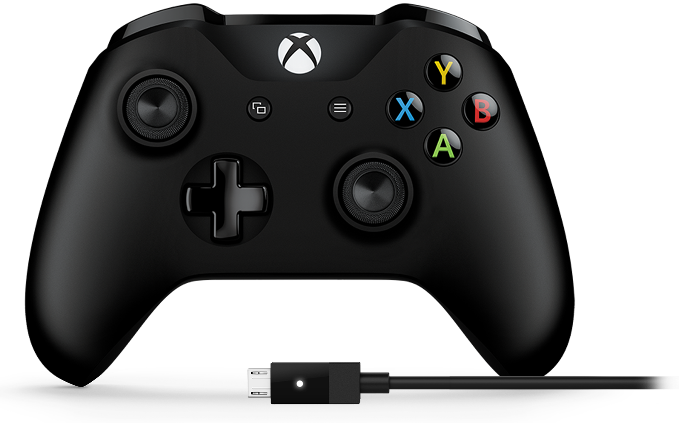 Buy Xbox Wireless Controller and Cable for Windows - Microsoft Store