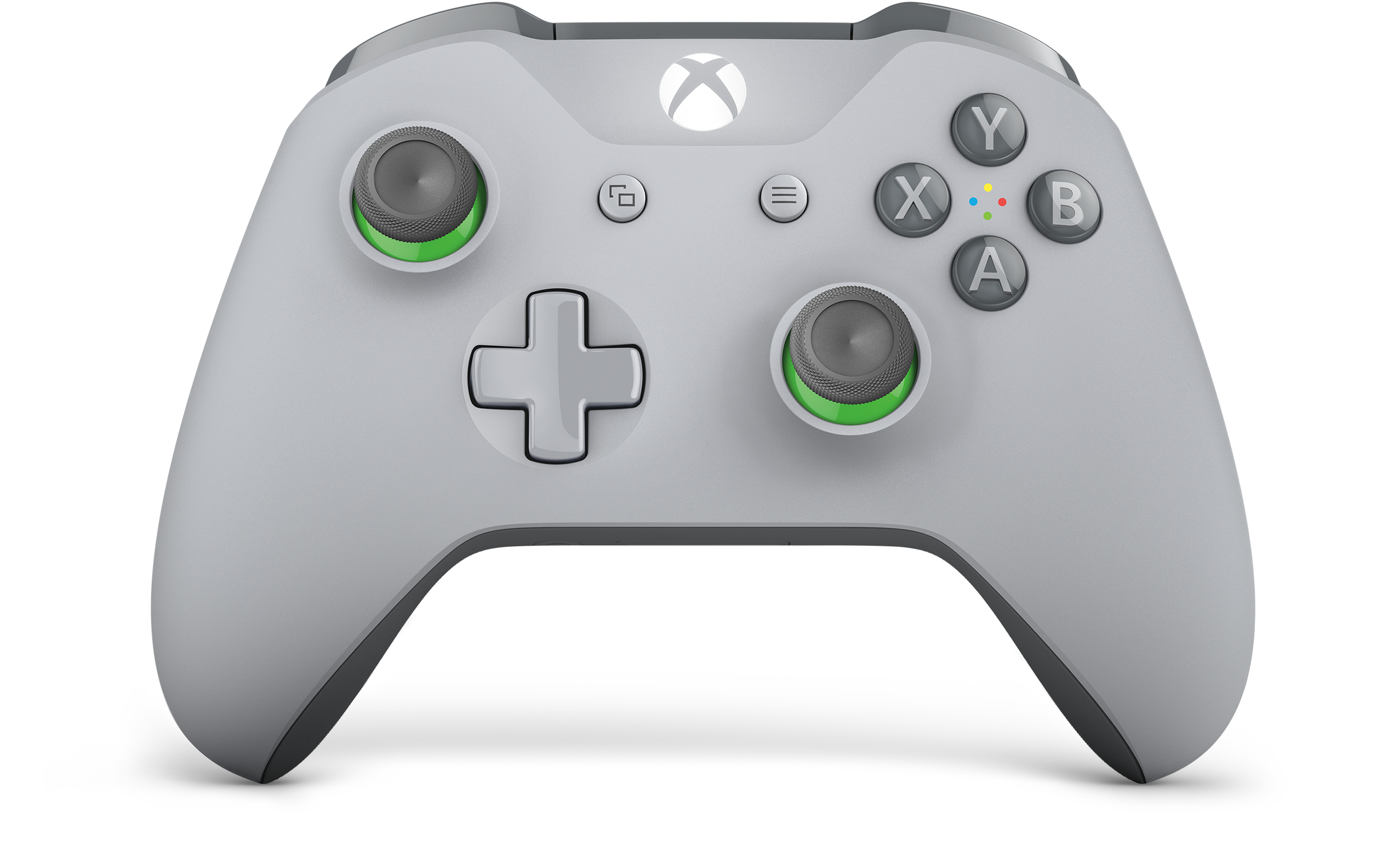 Image of Xbox Wireless Controller - Grey/Green
