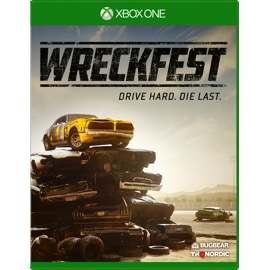 THQ Nordic's Wreckfest for Xbox One
