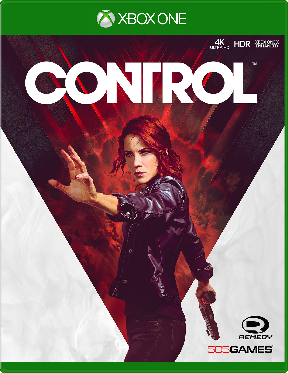 box art for 505 Games Control Xbox One