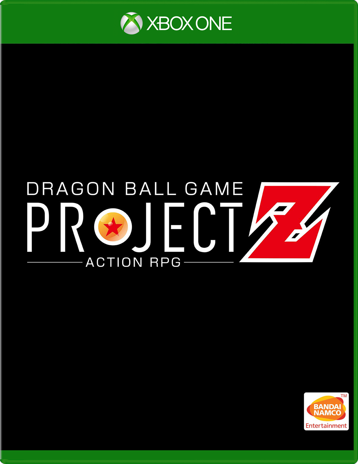 box cover for Namco Dragon Ball Game-Project Z Xbox One
