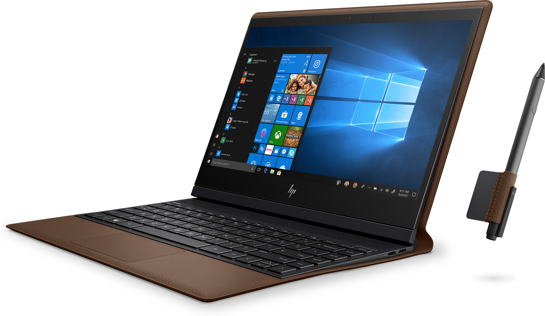 HP Spectre Folio Convertible 13-ak0061ms Laptop
