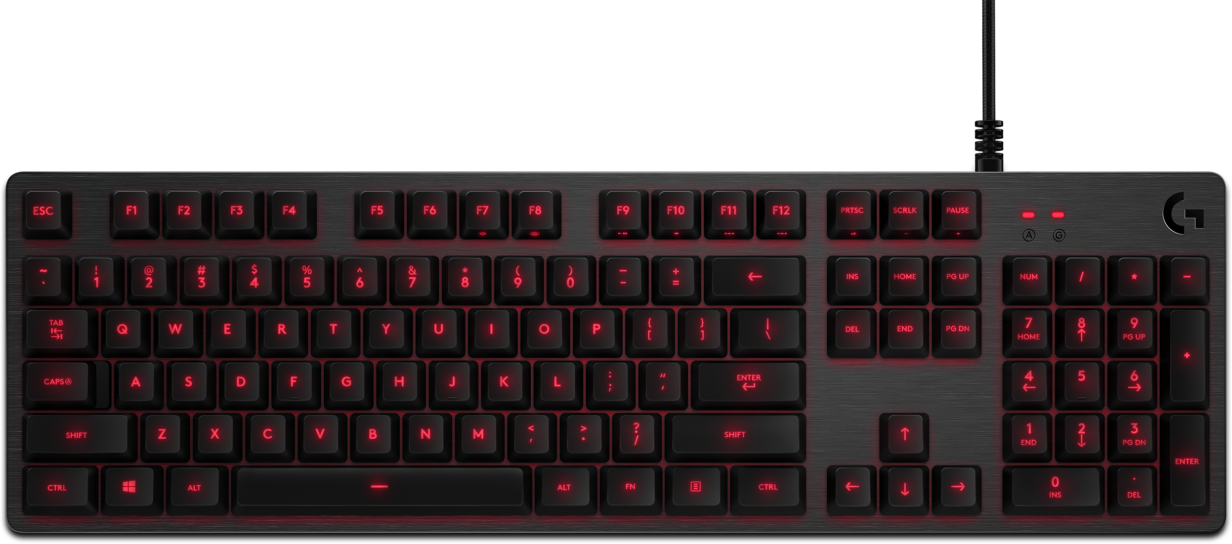 RE2PzB9?ver=5d9a - Logitech G413 Mechanical Gaming Keyboard