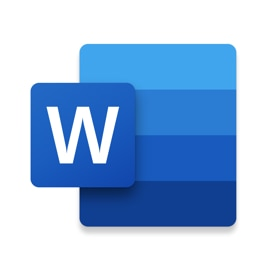 Word 2019 Product Tile