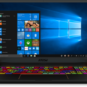 MSI GS75 Stealth Gaming Laptop• 17.3-inch Full HD display • Intel Core i7-9750H • 32GB memory / 1TB SSD • NVIDIA GeForce GTX 1660 Ti