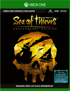 Sea of Thieves: Anniversary Edition for Xbox One
