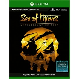 Sea of Thieves Anniversary Edition for Xbox One.