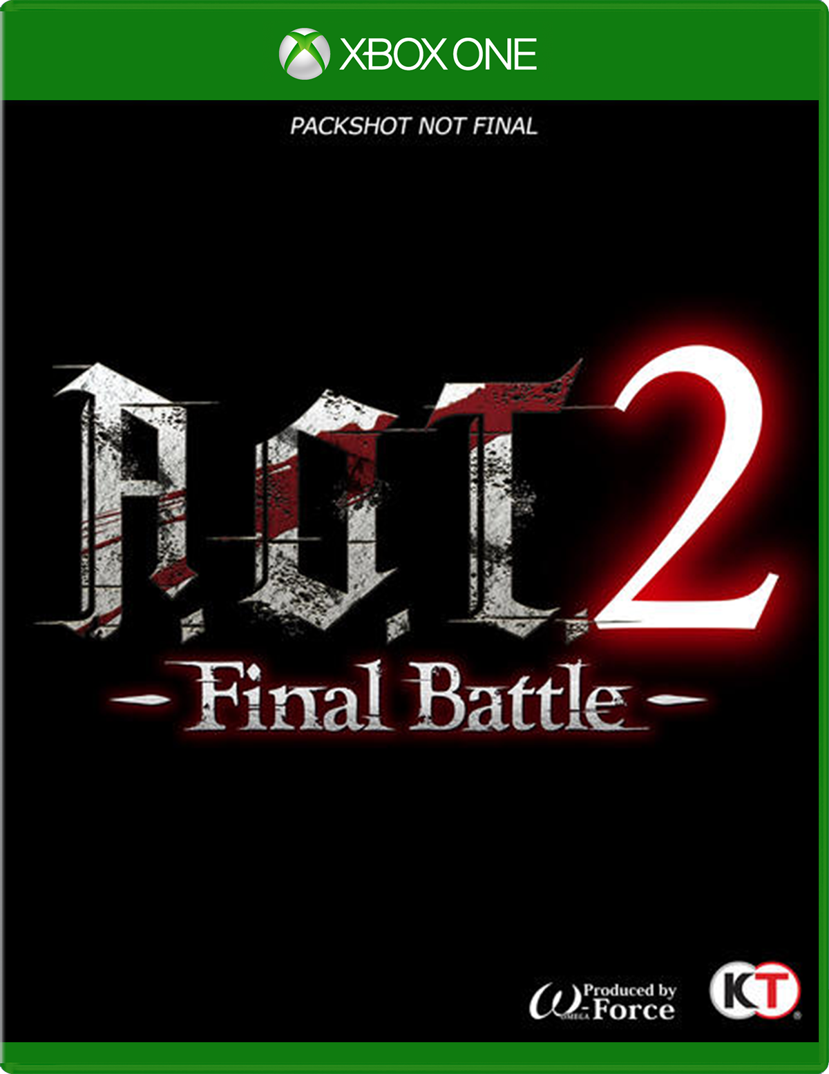 Koei's Attack On Titan 2: Final Battle for Xbox One