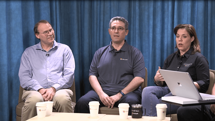 IT expert roundtable: Modern collaboration with Office 365