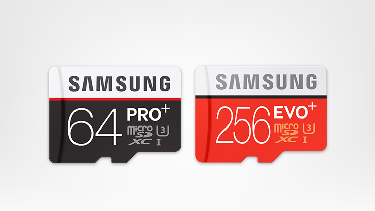 Samsung MicroSD Memory Card