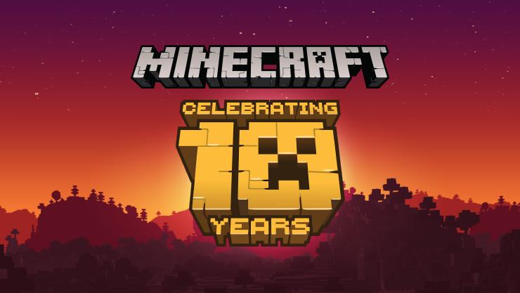 Minecraft Descontos Aniversario
