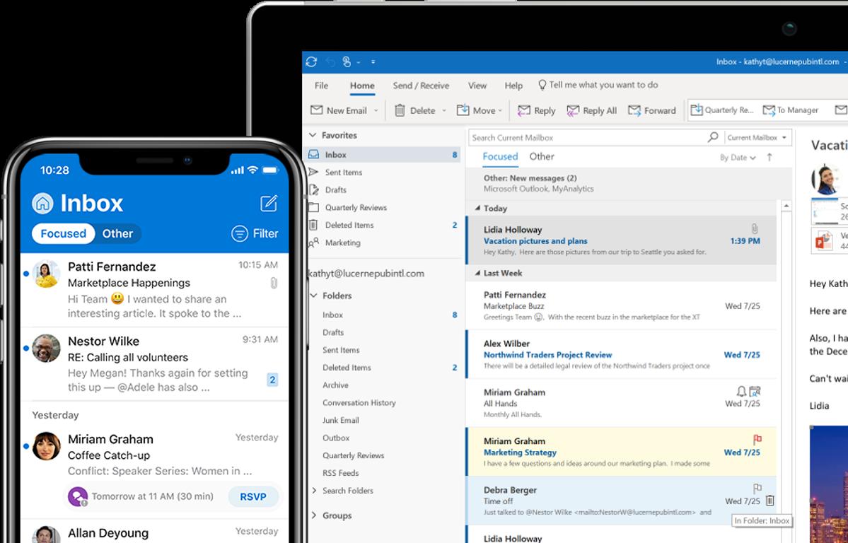 download outlook app for windows 7