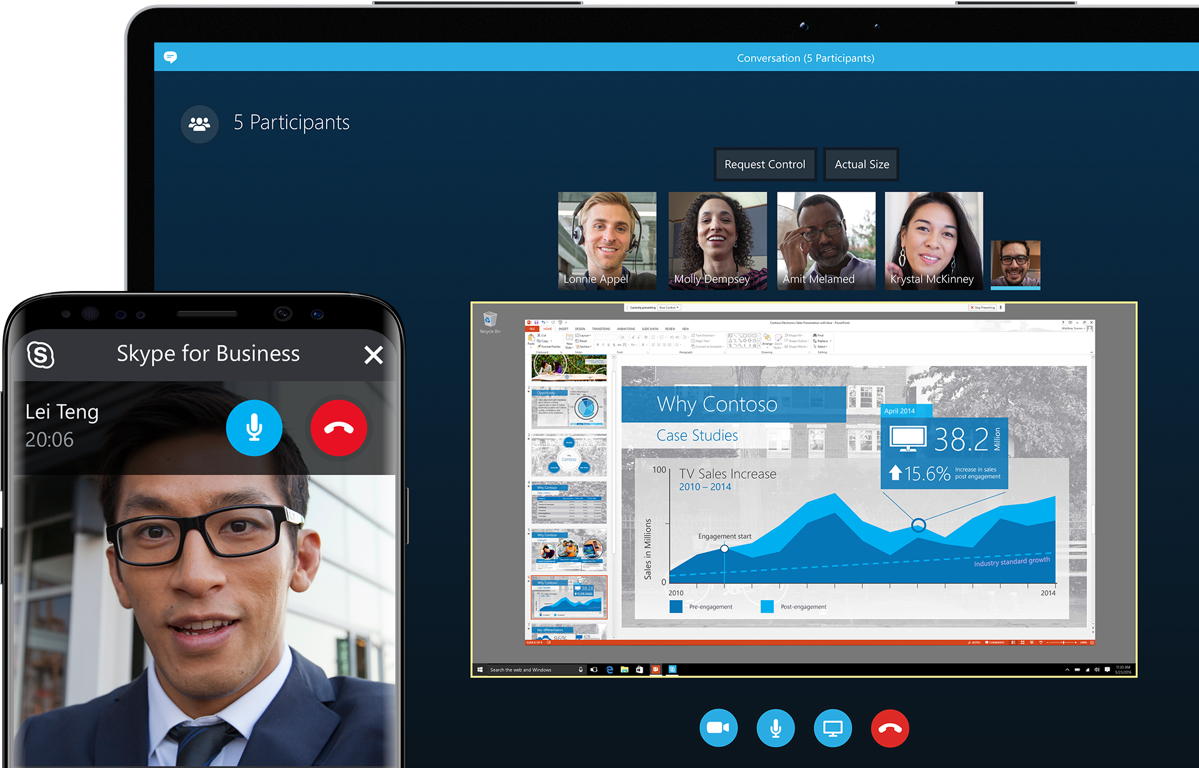 Download Skype for Business Apps Across All Your Devices