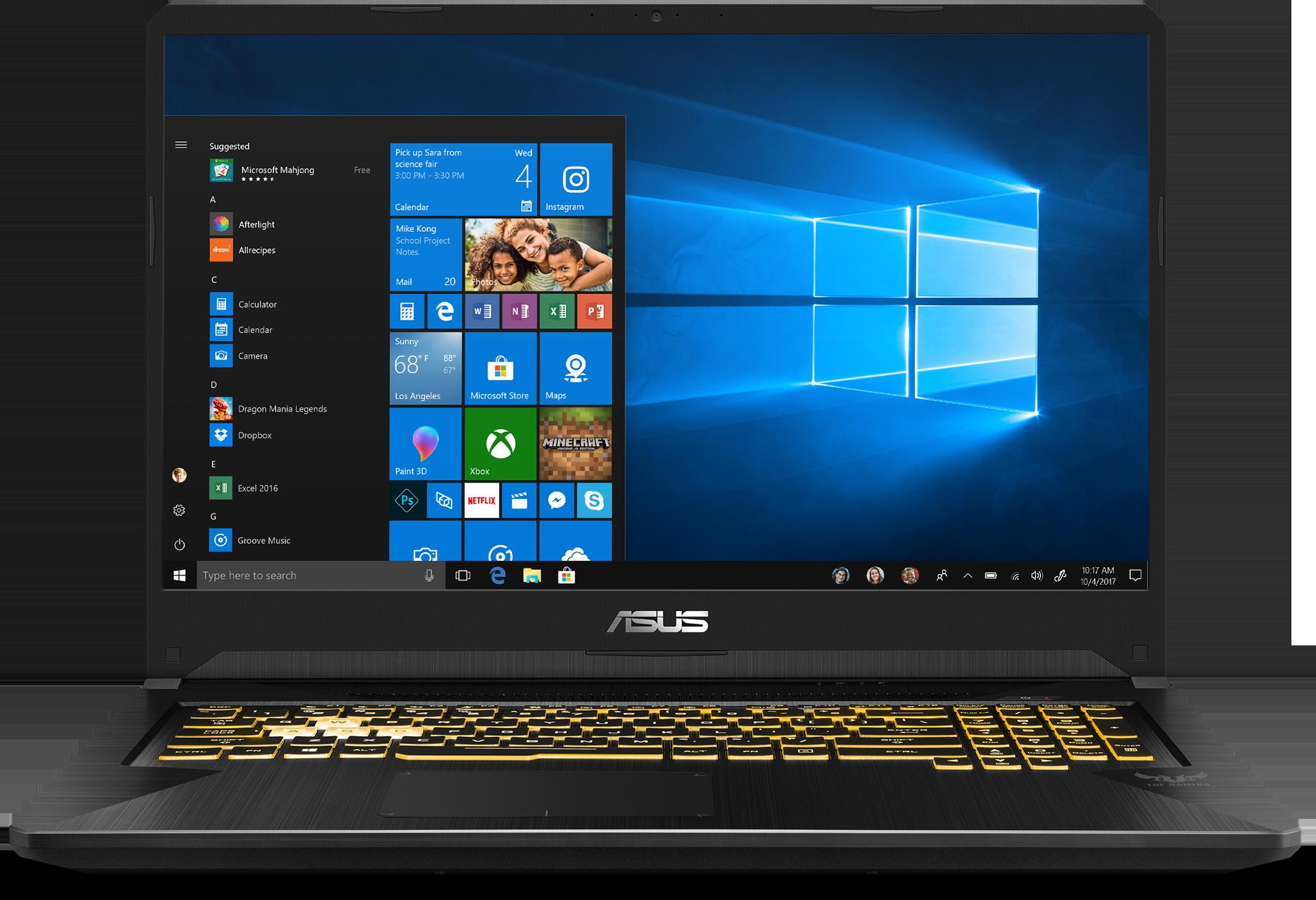 ASUS TUF FX705GM-NH74 Gaming Laptop