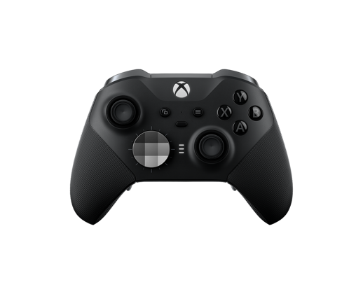 Xbox Elite Wireless Controller Series 2, top view